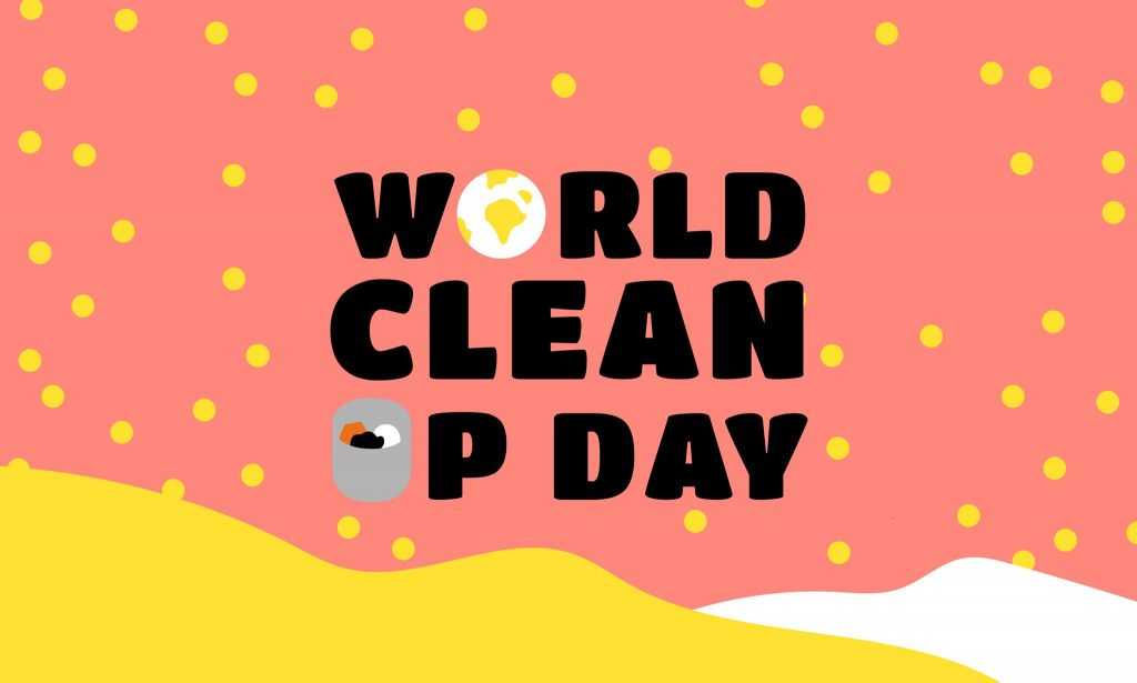 World Clean Up Day am 19.09. mit Oclean